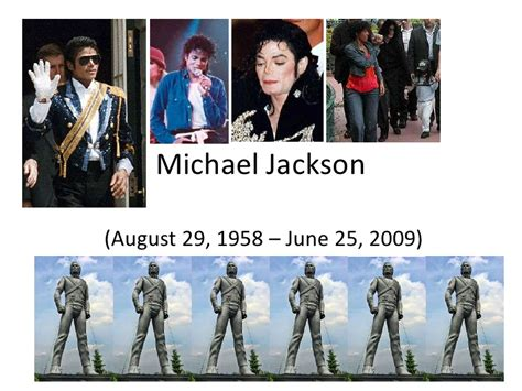 michael jackson biography powerpoint michael jackson presentation