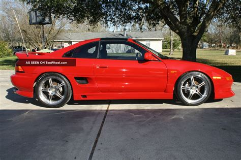 1991 toyota mr2 turbo coupe 2 door 2 0l