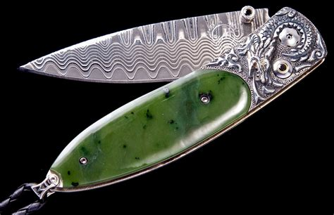 luxury knives william henry luxury knives