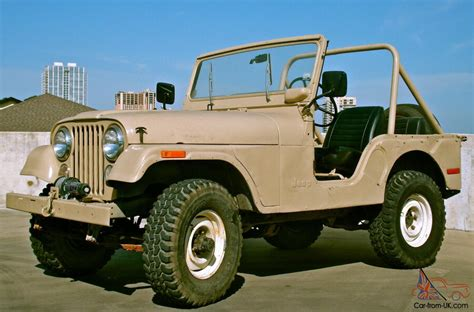 1975 Cj5 Jeep Jeep Cj5 1975 Complete And Ready To Go With Extras
