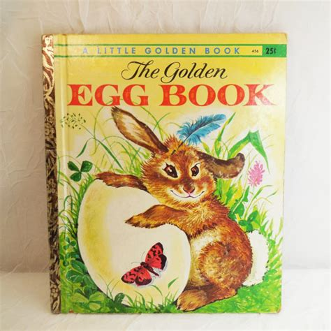 the golden egg book golden board books books the golden egg book by margaret wise brown 1962 vintage