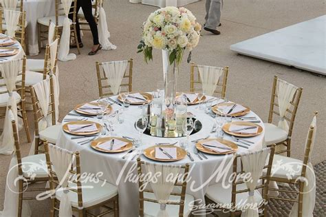 ivory and blush wedding receptions joes wedding americana white gold and
