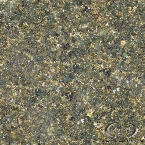 Green Granite Countertop by Seaweed Green Granite Kitchen Countertop Ideas