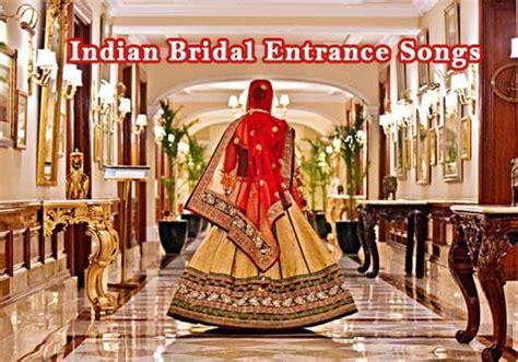 5 Best Indian Bridal Entrance Songs   Hindi Wedding Songs
