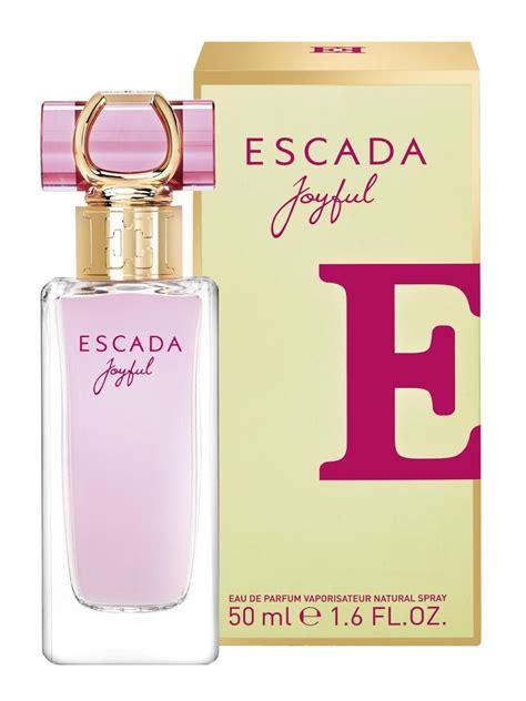Escada Joyful For joyful escada perfume a new fragrance for 2014