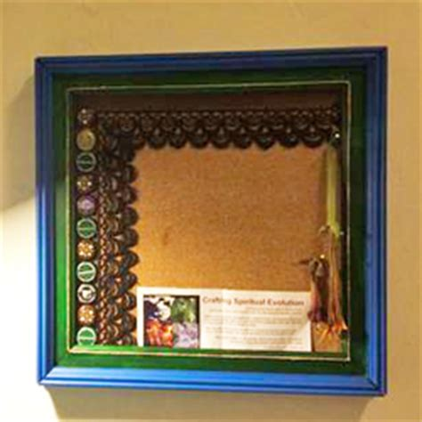 decorative bulletin boards for home home this weekend decorative bulletin board craftster blog