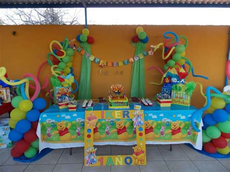 Winnie The Pooh Decorations by Winnie The Pooh Birthday Ideas Photo 3 Of 6 Catch