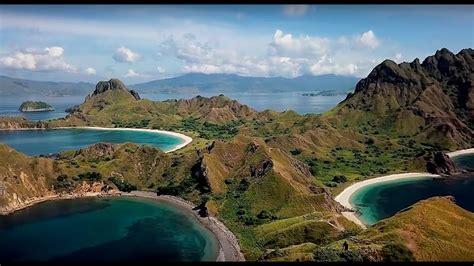 paradise komodo island pulau padar rinca