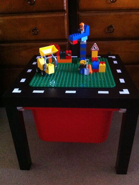ikea lack arcade table ikea hack lack duplo table i used electrical tape for the