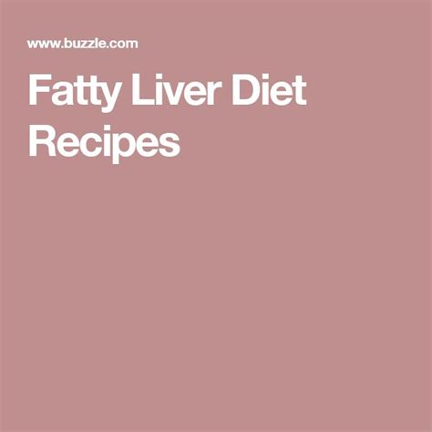 Liver Detox Diet Plan Free by Best 25 Fatty Liver Diet Ideas On