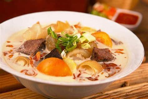 membuat soto ayam betawi resep dan cara membuat soto betawi praktis nan lezat