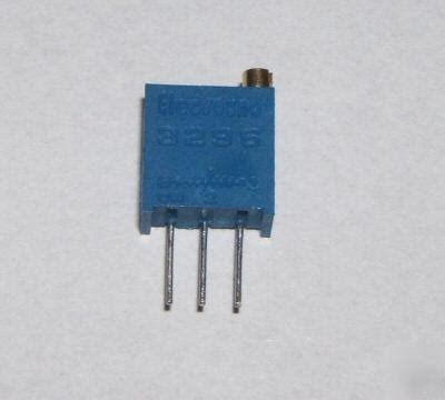 22k variable resistor variable resistor potentiometer 3296 22k pack of 5