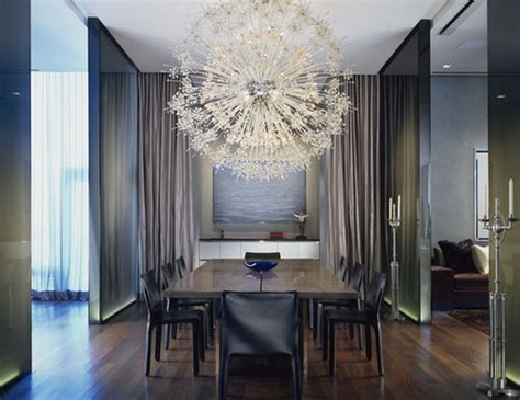 modern dining room lighting 40 beautiful modern dining room ideas hative