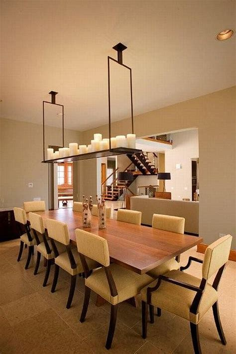 dinner table lighting the beauty of dining tables and ls