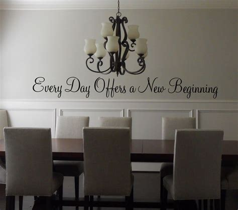 dining room wall quotes 24 best images about decals on pinterest bird cages