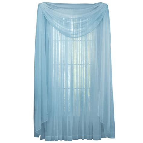 decorative curtains decorative sheer curtain panel by collections etc ebay