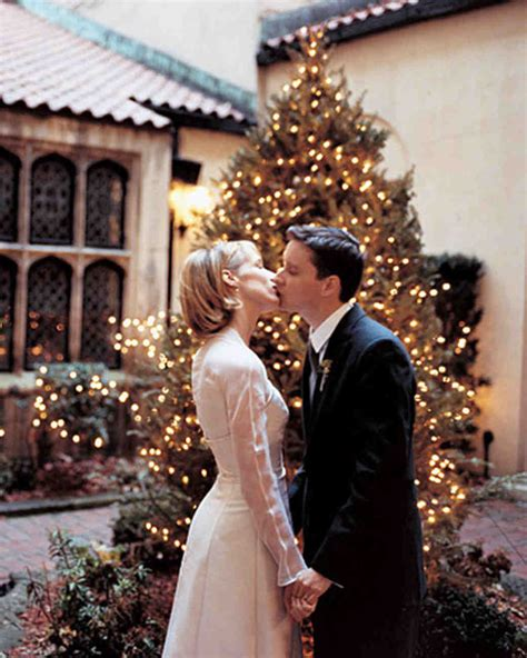 Wedding Winter by Winter Ideas From Real Weddings Martha Stewart Weddings