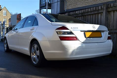 mercedes pearl white mercedes s class pearl white wrap reforma uk