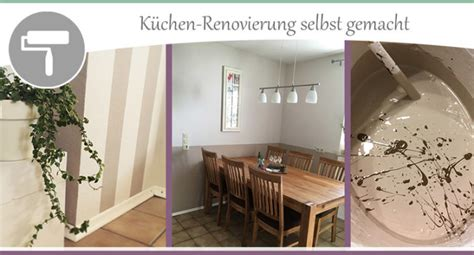 Küchenfronten Lackieren Anleitung by K 252 Che Diy Streichen