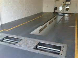 inspection pits hse guidance garage equipment technology durkin concrete online directory only1 ieonly1 ie