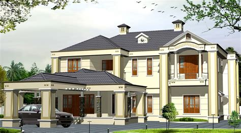 colonial style house plans in kerala house style and plans