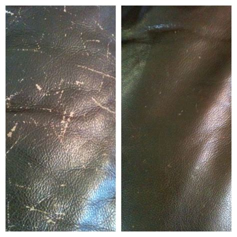 how to fix scratches on leather couch leather furniture repair our new kitten made quite a few