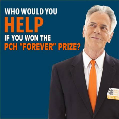 Who Won The Pch Forever Prize - who would you help if you won the quot forever quot prize pch blog