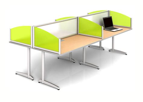 Symmetry Office by Occasional Tables