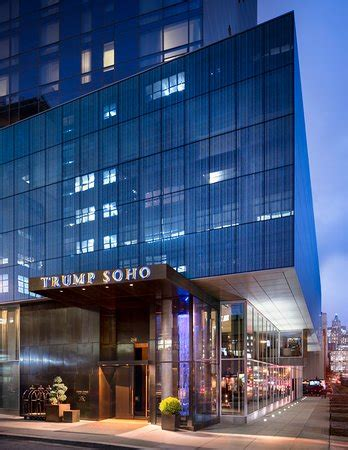 trump soho new york trumps city s real estate with a trump soho new york updated 2017 prices hotel reviews