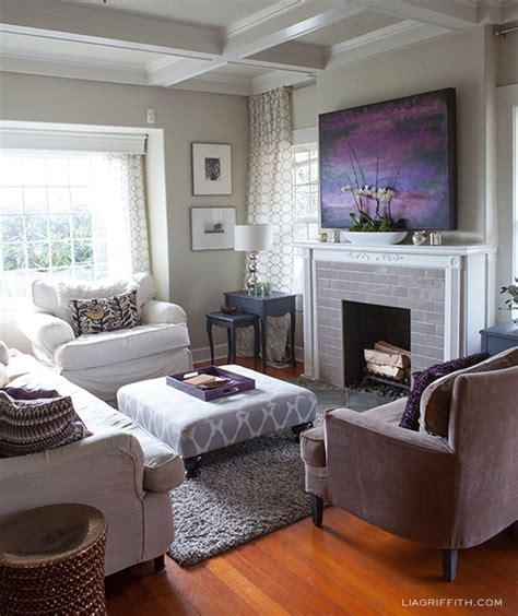 plum living room ideas my plum infused living room on brown and purple living