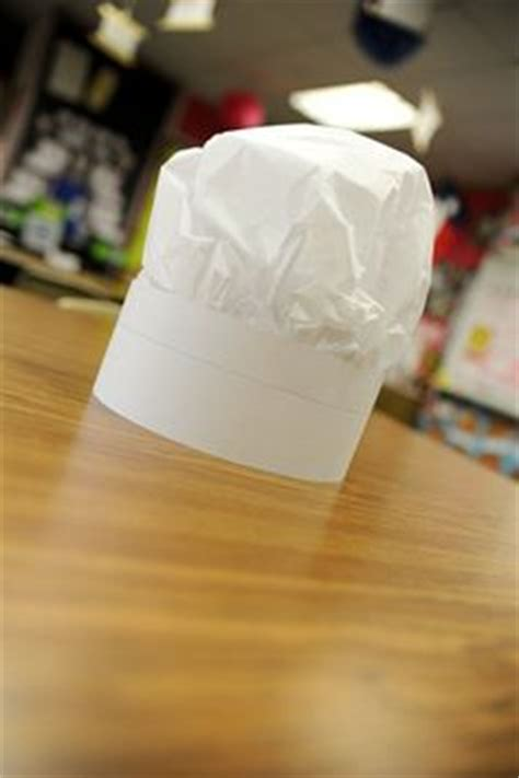 Paper Chef Hat Craft - 1000 images about bakery theme preschool on