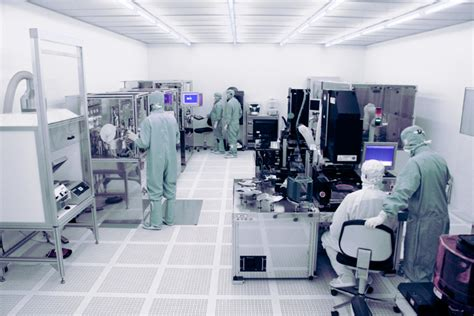what is a clean room evg process technology
