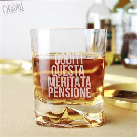 bicchieri whisky bicchiere da whisky personalizzato idea regalo