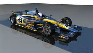 Johnny Lightning Indy Car Dw 12 Johnny Lightning Special Indycar Through The