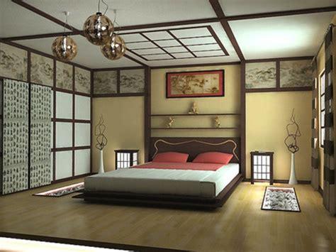 asiatisches schlafzimmer asiatische betten sehen herrlich aus archzine net