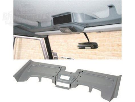 console land roof console land rover parts range rover spares and