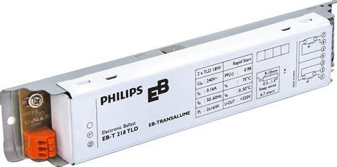 Ballast Trafo Tl Orisinil Philips ebt 218 tld eb t electronic ballasts for tl d ls india philips lighting