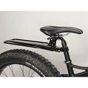 arkel randonneur rack seat post rack carbon seat post