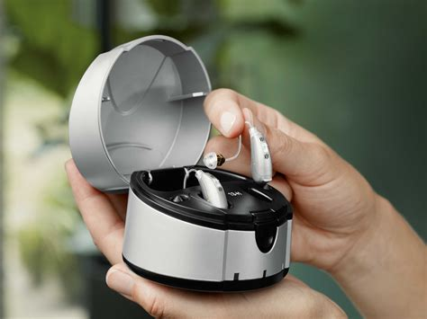 hearing aid battery charger rechargeable alternatives make hearing aids accessible to