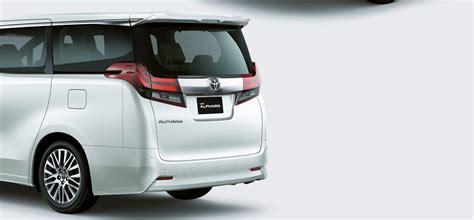 Kaos Mobil Toyota Alphard Got Alphard Ar product alphard exterior pt toyota astra motor mobil terbaik keluarga indonesia