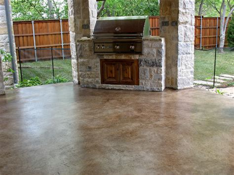 take a look at this patio concrete stain solcrete