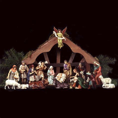 inexpensive nativity sets landi nativity set 5 quot st andrew s book