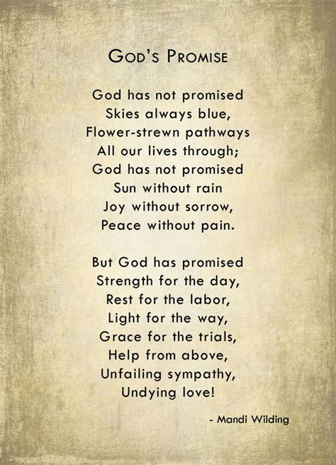 comforting poems god s promise poem gives comfort in the face of tragedy