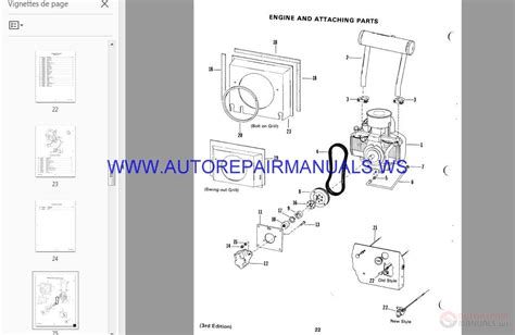 prime mover parts manual auto repair manual forum heavy equipment forums  repair