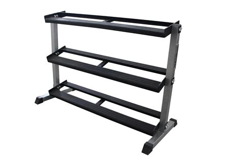 Dumbbell Rack Plans by Three Tier Dumbbell Rack Armortech