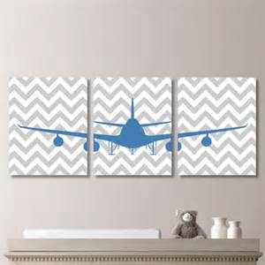 Nursery Airplane Decor Baby Boy Nursery Print Airplane Nursery Boy