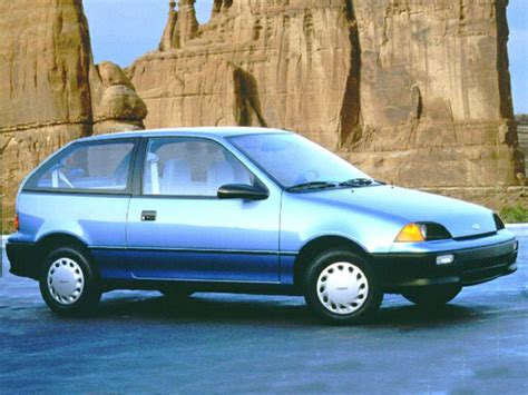 1994 geo metro reviews specs and prices cars com