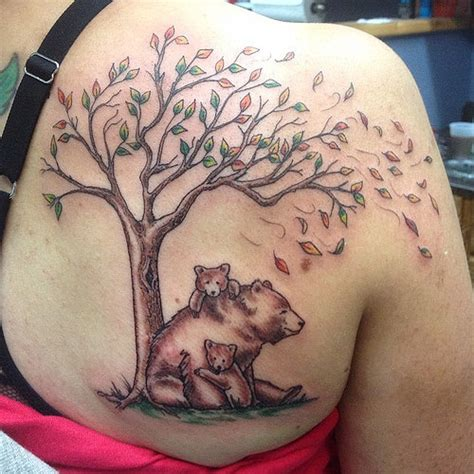momma and cubs search tattoos