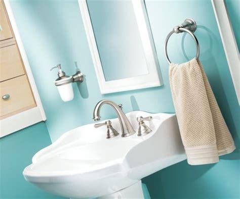 moen t6125bn kingsley twohandle high arc bathroom faucet