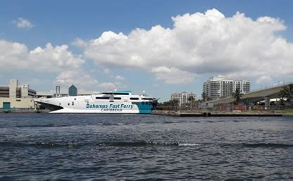 bahamas shuttle boat fleet bahamas ferry express bahama shuttle boat